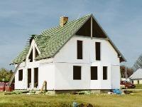 Výstavba montovaného rodinného domu