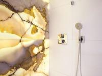 Návrh interiéru kúpeľne s