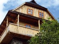 Nátery drevených štítov Predovšetkým pri