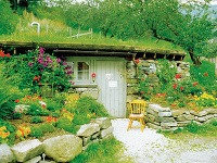 Záhradný domček môže byť