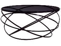 Okrúhly stolík, ktorý roztočí