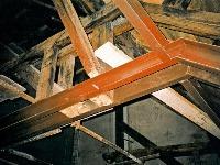 Prestavba podkrovia na obytný priestor