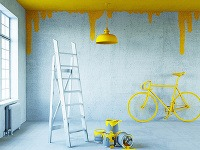 Chcete si vymaľovať byt