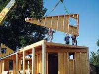 Celá konštrukcia domčeka je