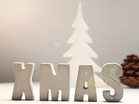 Betónové Vianoce. Minimalistickým dizajnom