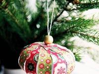 Vianočné origami. Originálna ozdoba