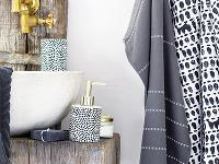 Porcelánový zásobník na mydlo