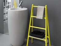 Dizajnový elektrický radiátor Scaletta