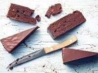 Čokoládová poleva nepopraská, ak