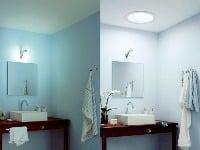 Svetlovody prenášajú denné svetlo