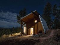 Pasívny domček v horách:
