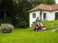 Zvládnete pokosiť veľké trávniky