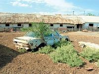 Pôvodný stav poľnohospodárskych budov