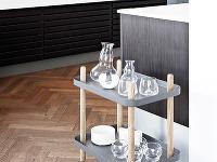 Servírovací stolík Block Table