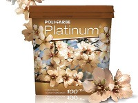 Poli-Farbe Platinum Vďaka svojim