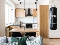 Všetok nábytok vrátane kuchynskej