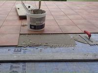Terasy a balkóny –