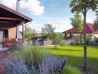 Vkusná mestská záhrada, ktorej potenciál majitelia túžili využiť naplno