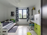 Inteligentný bungalov pre rodinu