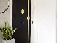 Dvere vedúce do spální