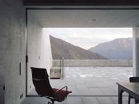 Futuristický dom ukrytý vo