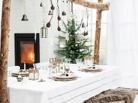 13 inšpirácií, ako poňať vianočný stromček moderne a originálne