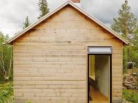 Fasáda zneošetreného borovicového dreva