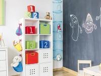 Ako zariadit deťom izbičku, aby bola praktická a útulná
