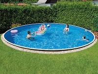 Kruhový bazén Azuro Vario