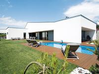 Elegantný rodinný dom v Michalovciach bez výrazných vonkajších obmedzení