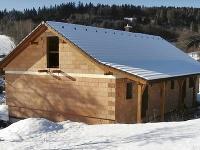 Dom so spotrebou tepla