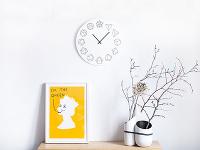 Tipy na nástenné hodiny do kuchyne, obývačky a spálne