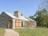Pasívny dom s kamennou