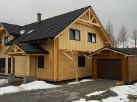 Zrubový dom Smažík