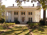 Barrington Hall Georgia 1839