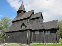 Urnes Stave Church Norway