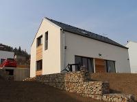 Nízkoenergetický, úsporný, tehlový dom