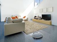 Robotický vysávač LG Hom-Bot