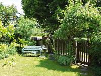 Záhrada pre hostí nie