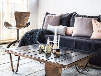 Túžite vo svojej obývačke