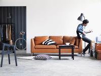 Minimum nábytku je základ.