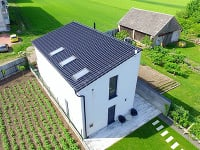Moderný dom z tradičných