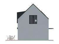 Projekt rodinného domu Blanka