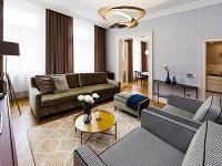Eleganciu vnáša do obývačky