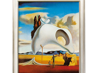 obrazová reprodukcia, Salvador Dalí,
