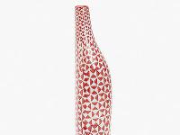 Váza so vzorom, keramika,
