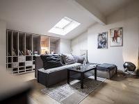 Dvojizbový byt s unikátnou
