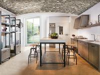 8 moderných kuchýň, ktoré dokonale splývajú s obývačkou