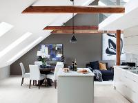6 praktických tipov, keď chcete bývať pod šikmou strechou