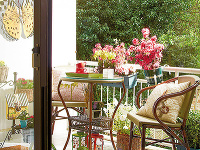 Ako chrániť balkón a terasu pred vodou